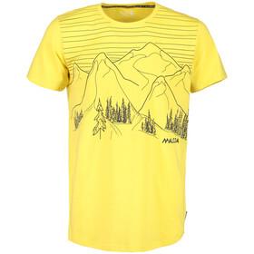 Maloja BuolfM. T-Shirt Homme, ginger